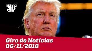Giro de Notícias - 06/11/2018 - Primeira Edição