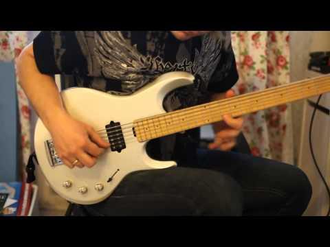 Jazz Solo - Music Man Silhouette Bass/Bаritone Guitar