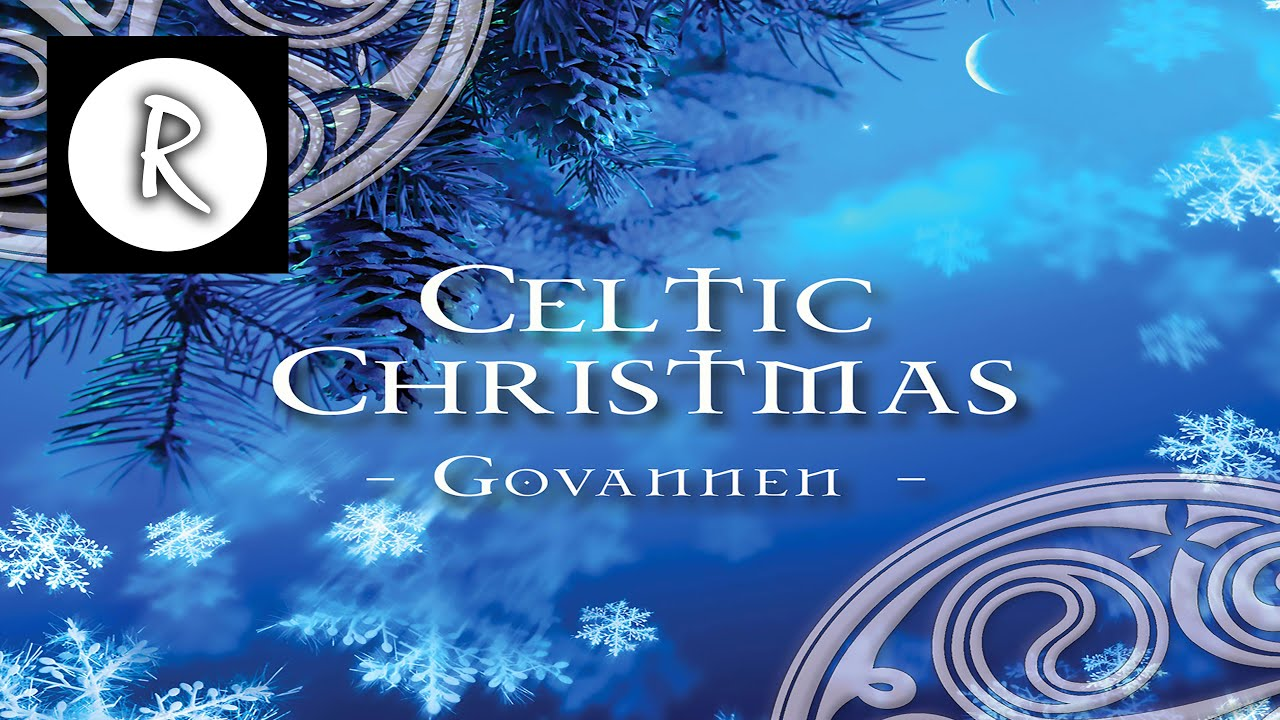 CELTIC Christmas Music ☆ Full Album ☆ Xmas Music ☆ Merry ...