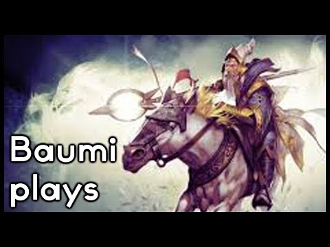 Dota 2 Mods   TOURNAMENT CONFIRMED FOR 9.9.!!   Baumi plays Open Angel Arena