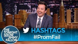 Hashtags: #PromFail thumbnail