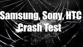 Editörlerin akıllı telefon 'crash test' sonuçları
