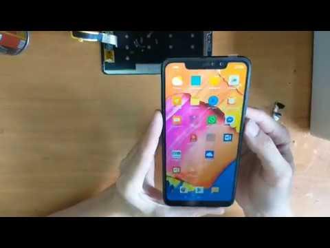 Xiaomi Redmi Note 6 Pro Замена дисплея