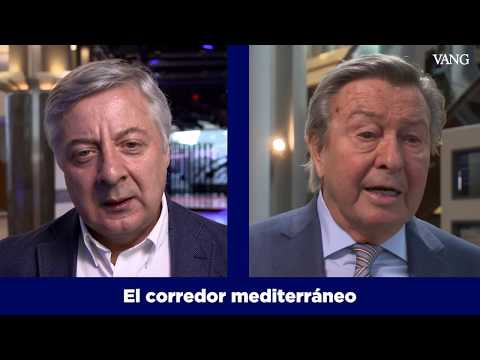 Cara a cara entre José Blanco, eurodiputado PSOE y Luis de Grandes, eurodiputado PP
