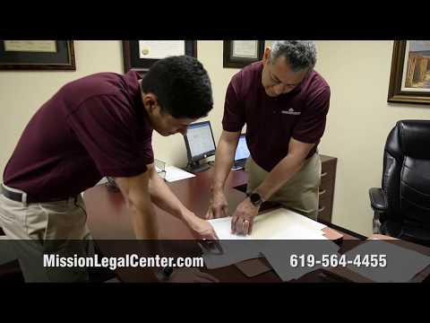 Mission Legal Center - San Diego Personal Injury Accident Attorneys