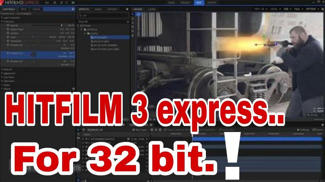 hitfilm express download 64 bit