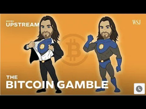 What ?? The Bitcoin Family goes Wallstreet ? by Didi Taihuttu & The Bitcoin Family