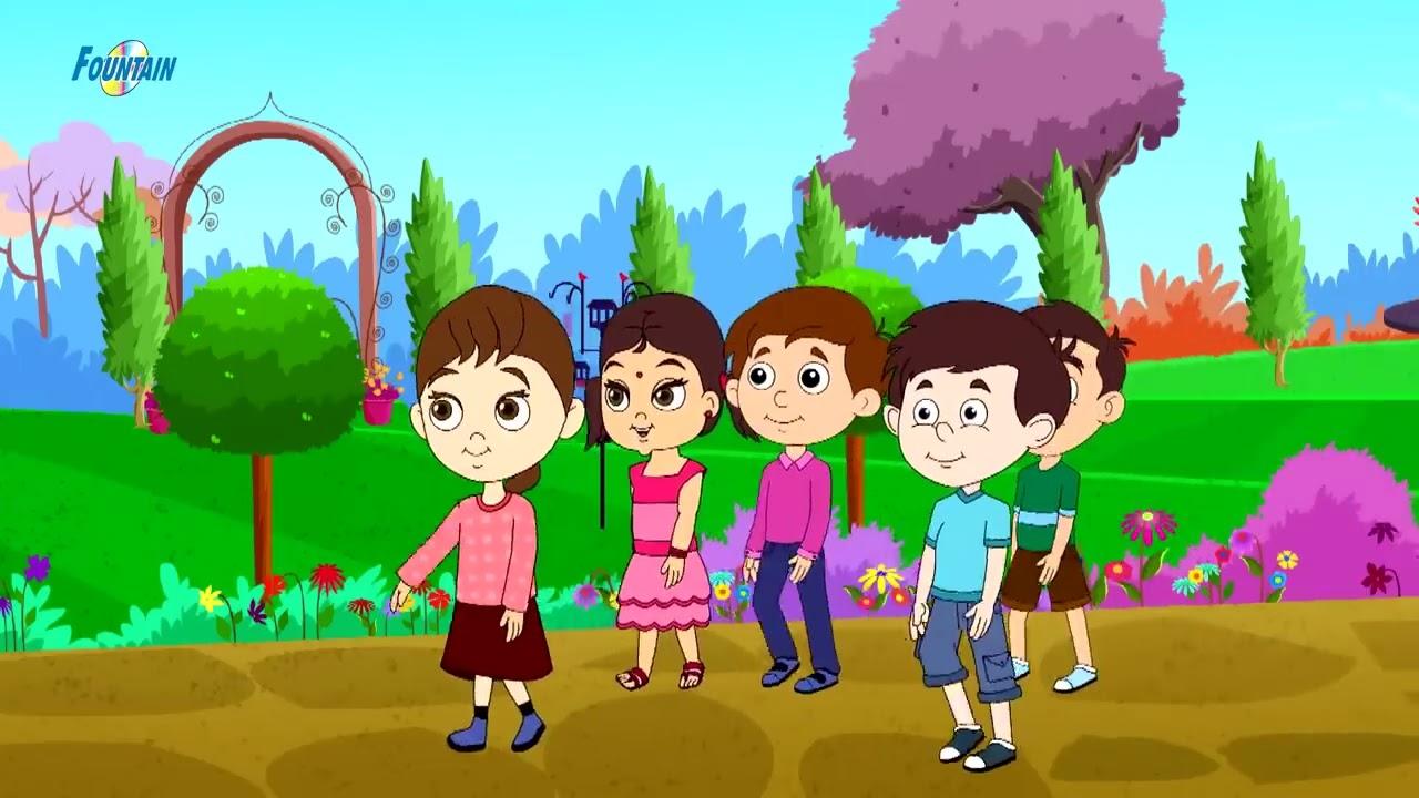 Top 10 Marathi Rain Songs for Kids | Marathi Rhymes For Kids | Ai aai mala  pawasat jave de