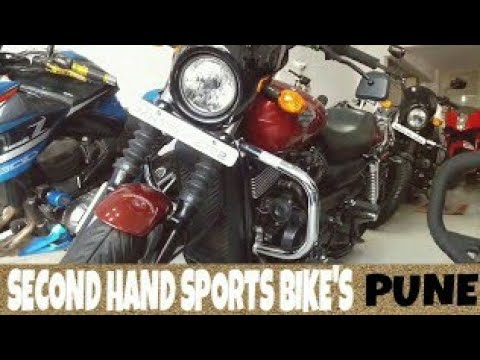Used Sports Bikes On Emi / Exachange | Sports Bike In Pune At Cheap | Sports Bike Market Pune