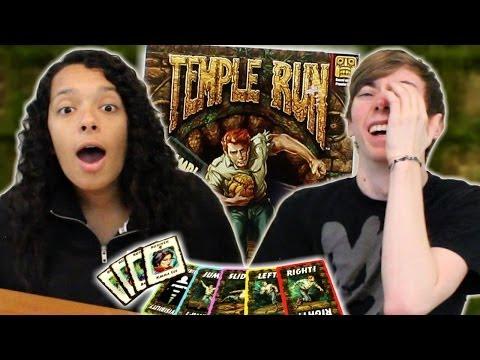 TEMPLE RUN: SPEED SPRINT (Board Game)