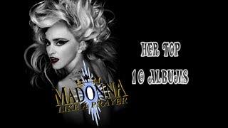 Queen Madonna's Top 10 Best Albums