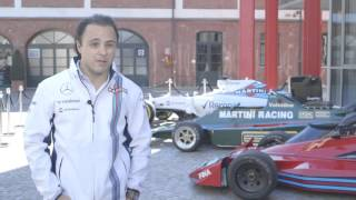 Interview with Filipe Massa - Before the 2016 F1 Season | AutoMotoTV