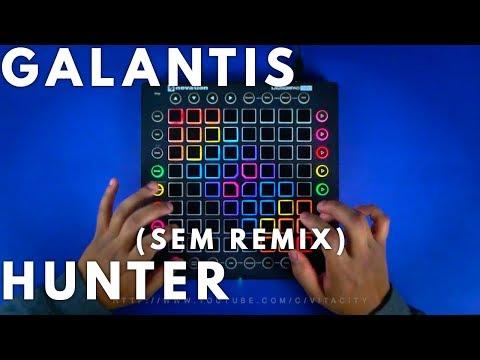 Galantis - Hunter (Remix) // Launchpad Performance