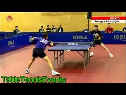 Quentin Robinot Vs João Monteiro: Match 3 [European Championship 2013 Qualification]