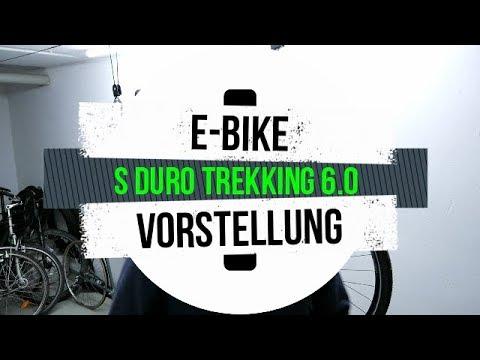 E-Bike Vorstellung (Haibike S Duro Trekking 6.0 2018)