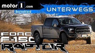 Das beste Auto der Welt?! Ford F-150 Raptor | UNTERWEGS mit Daniel Hohmeyer