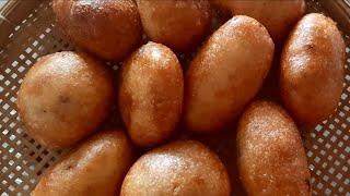 Cách làm bánh cam- bánh rán nhân mặn dành cho người kinh doanh| Cuộc Sống Miền Tây. BL