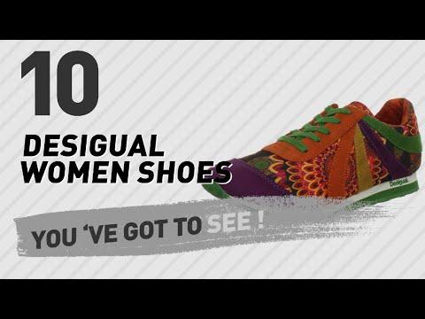 Desigual Women Shoes // New & Popular 2017