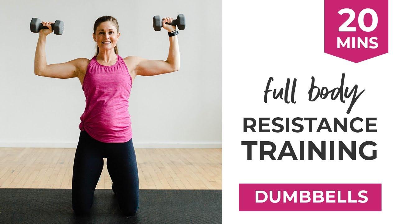 7 Best Full Body Resistance Training