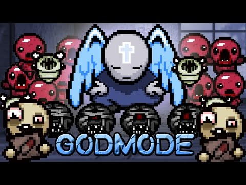 Items ROTOS - GODMODE  - AFTERBIRTH + MODS