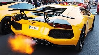 Best of lamborghini aventador v12 sounds