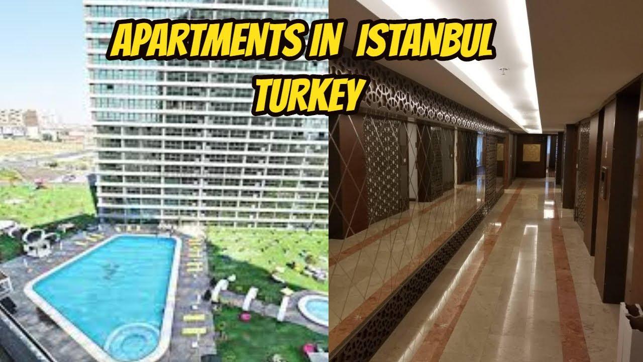 Rent Apartment In Istanbul |Istanbul Turkey Apartment Tour ...