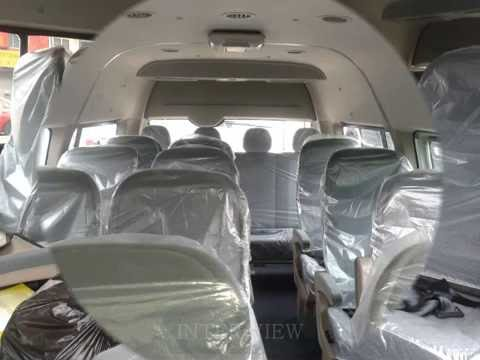 Farid Placer X 2 5l 18 Seaters Youtube