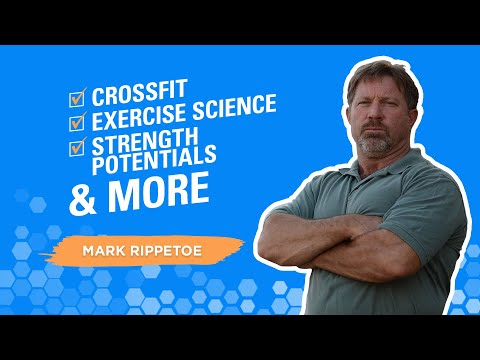Interview with Mark Rippetoe on CrossFit, exercise science, strength potentials, and more...