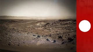 360° video of Mars shows red planet like never before