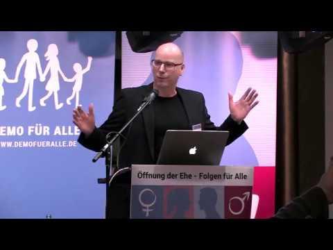Prof. Dr. Jörg Benedict: »´Ehe für alle` – stiller Verfassungswandel oder offener Verfassungsbruch?«