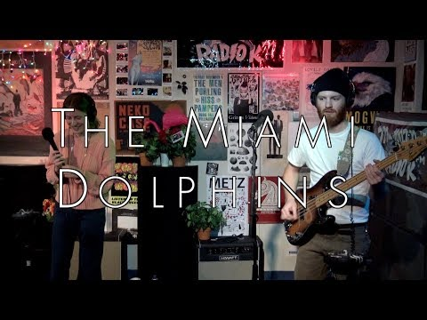 """The Miami Dolphins - """"Map Off"""" (Live on Radio K)"""