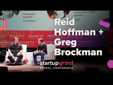 Can the Current AI Boom Scale to AGI? — Reid Hoffman (Greylock) + Greg Brockman (OpenAI)
