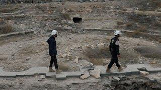 Evacuados 2500 rebeldes del sur de Siria