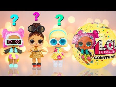 V.R.Q.T. LOL Surprise Dolls Series 3 Wave 1 Unboxing