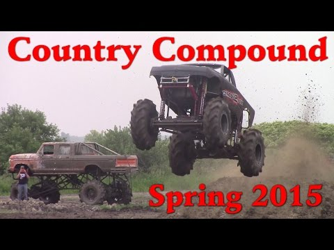 THE COUNTRY COMPOUND MUD BOG SPRING 2015 - FULL COVERAGE