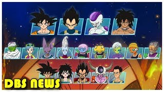 NEW Images, Character Details and Story Revealed  | Dragon Ball Super Broly Movie
