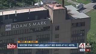 Adams Mark Hotel continues to have problems
