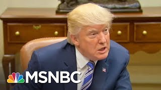 Candidate Donald Trump Warned Hillary Clinton Would Face Investigations | The 11th Hour | MSNBC