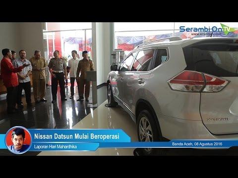 Nissan Datsun Aceh Mulai Beroperasi