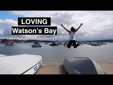Watson's Bay   MUST SEE DAY TRIP FROM SYDNEY