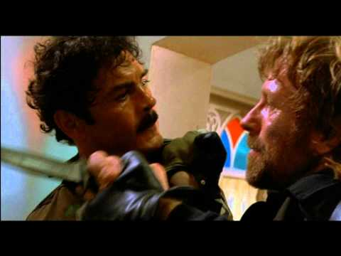 Chuck Norris Fight Scene Delta Force 1 (german) from YouTube · Duration:  2 minutes 49 seconds