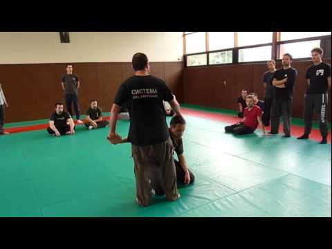 Yann Christodoulou - Systema - Joint and lock flow preparation