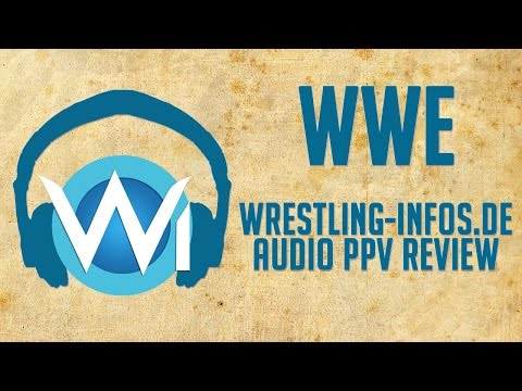 W-I.de WWE Money in the Bank 2014 Audio Review
