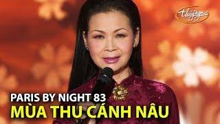 Khánh Ly - Mùa Thu Cánh Nâu (Nguyễn Ánh 9) PBN 83
