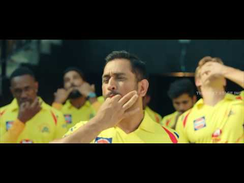 Singapore Loves CSK | Official CSK Returns IPL 2018 | Whistle Podu Anthem 2.0