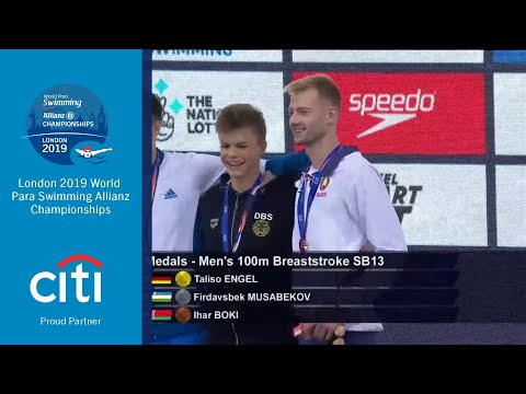 Men's 100m Breaststroke