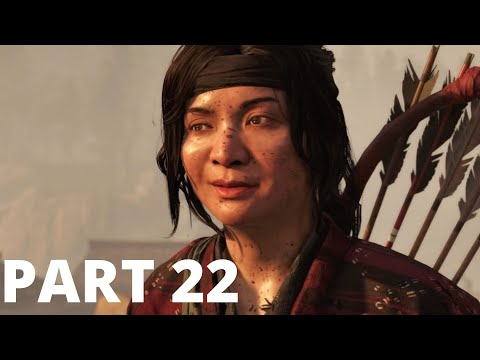 Ghost of Tsushima Gameplay Walkthrough Part 22 – HAMMER AND FORGE