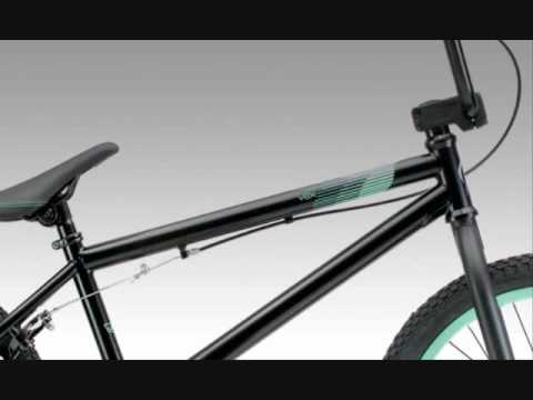 Verde And Haro Bikes Bmx - YouTube