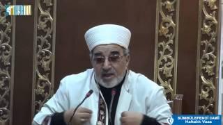 Dinimiz Adap ve Ahlak Dinidir - Mehmet TAŞKIRAN