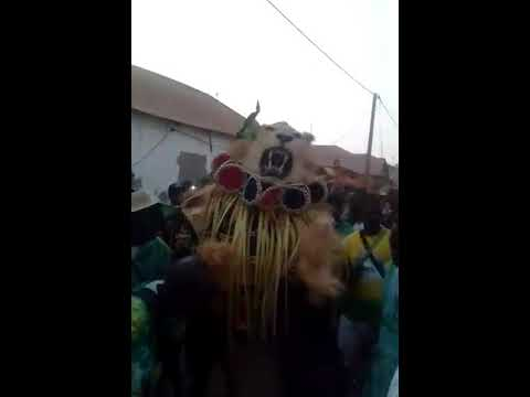 Banjul 2017 Christmas party